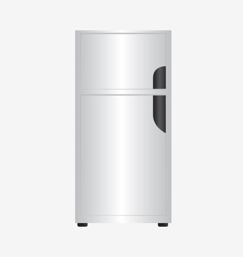 pielle-std-frigoriferi-1porte